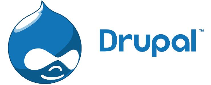 Drupalロゴ