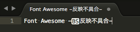 sublime text 画面