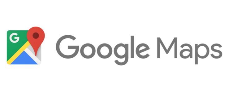 Google Mapロゴ