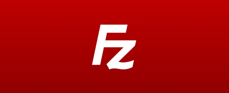 FileZillaロゴ