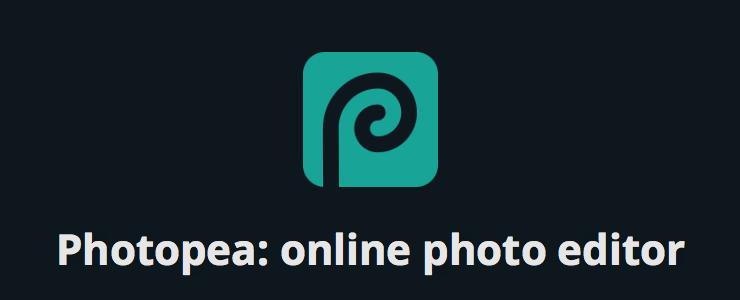 photopeaロゴ